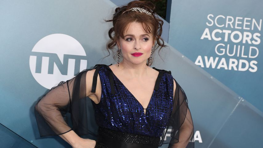 Helena Bonham Carter im Januar 2020