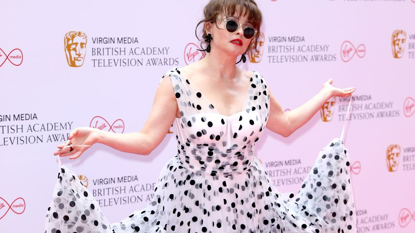 Helena Bonham Carter bei den BAFTA TV Awards, 2021