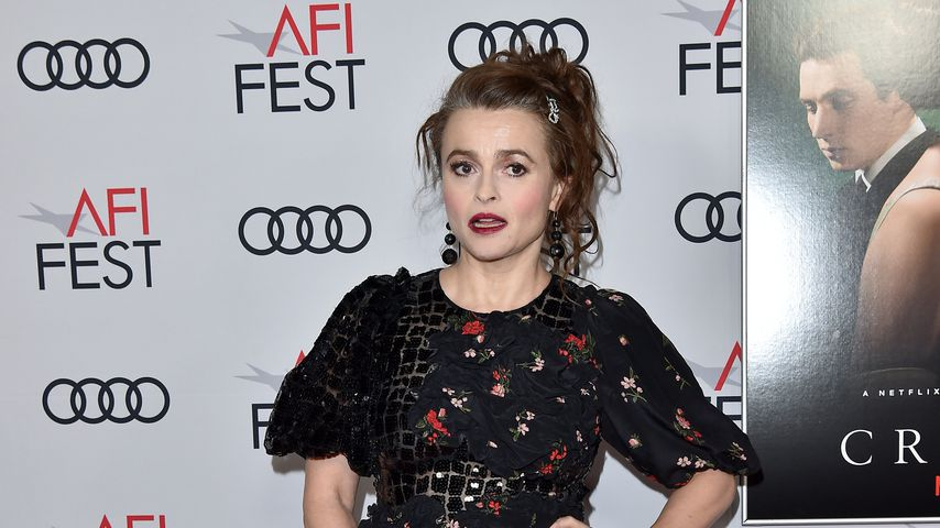 """The Crown""-Star Helena Bonham Carter"