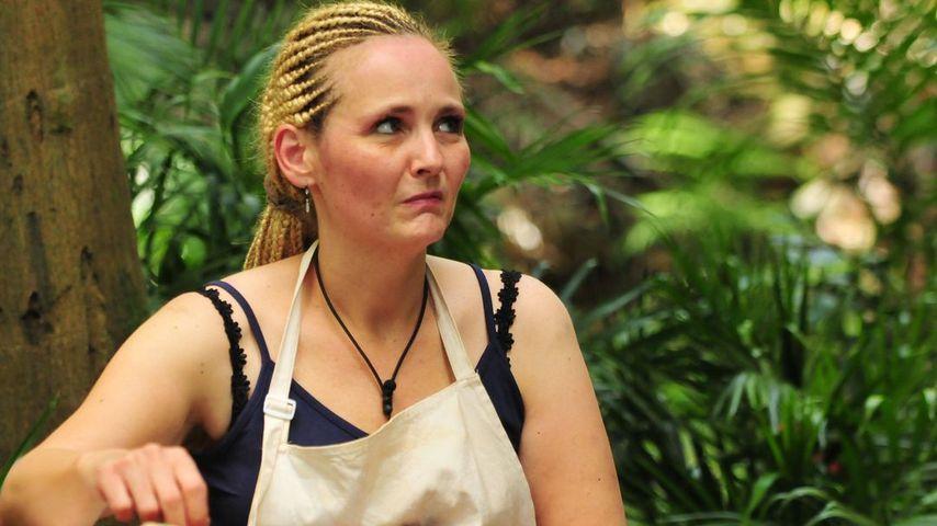 Helena Fürst 2016 im Dschungelcamp