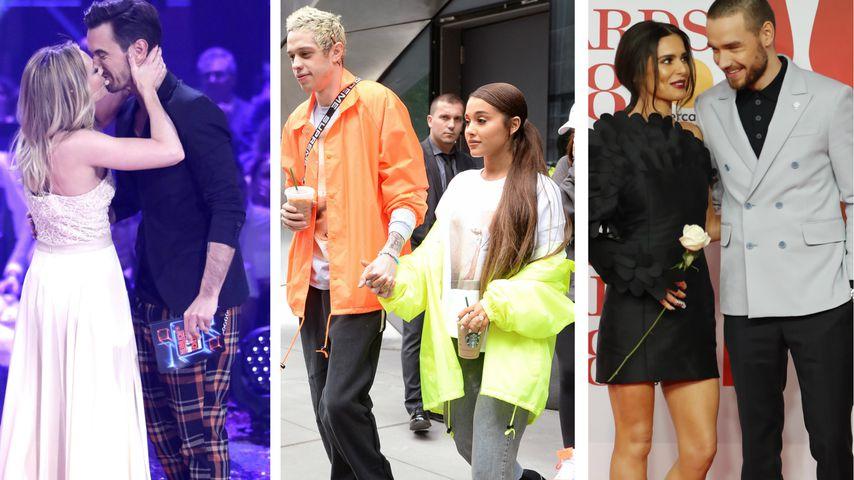Helene, Ariana, Liam & Co.: Diese Promis trennten sich 2018!