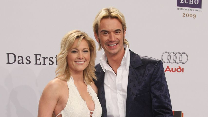 Helene Fischer und Florian Silbereisen beim Echo 2009