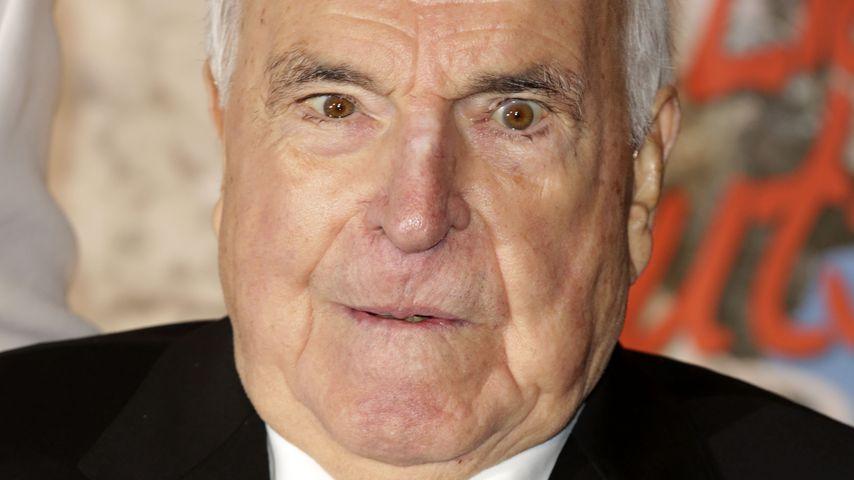 Neue Details: Helmut Kohl (†87) ist einfach eingeschlafen!