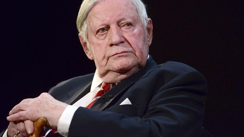 Sorge um Helmut Schmidt (96): Zustand weiter verschlechtert!