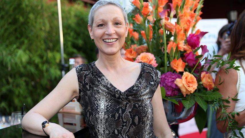 Krebsdiagnose: Hendrikje Fitz erfuhr es beim Promi-Dinner