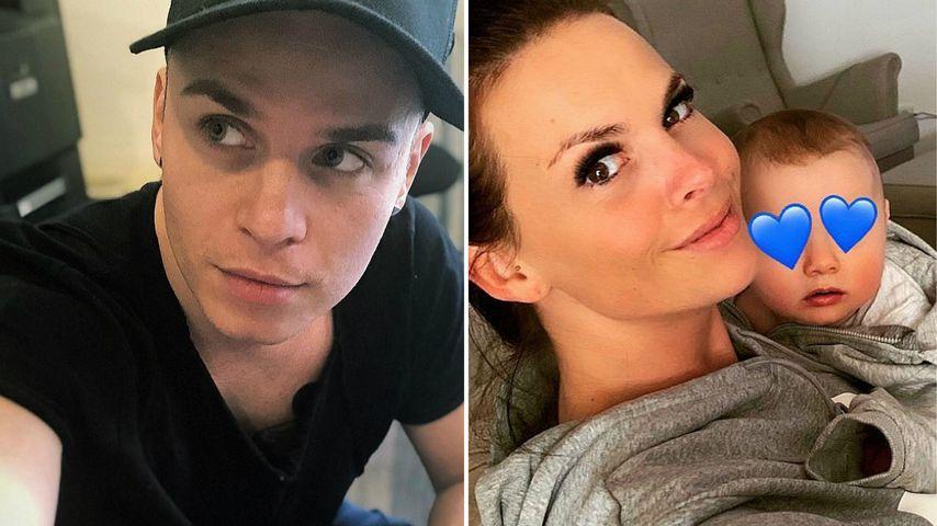 """Zu Henning? Denises Ben-Matteo sagt zum ersten Mal """"Papa"""""""