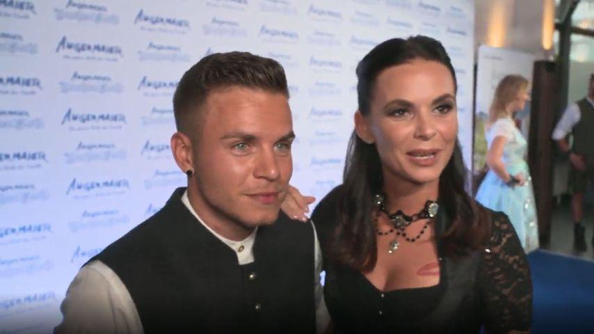 Henning Merten und Denise Kappès