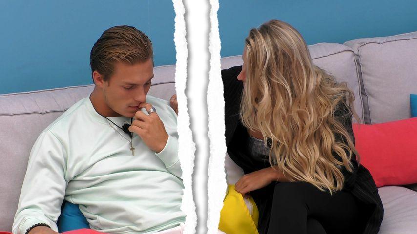 """Per Instagram: """"Love Island""""-Sandra macht mit Henrik Schluss"""