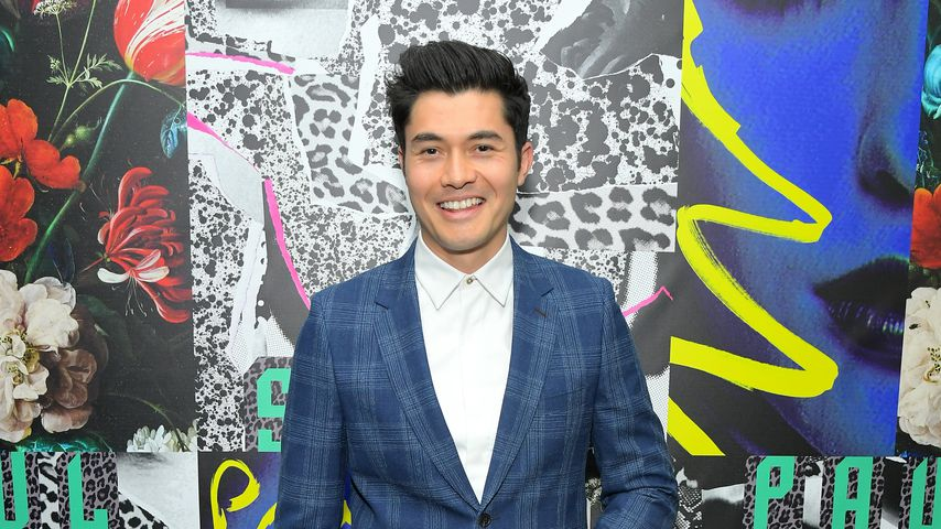 Henry Golding 2019 in Los Angeles