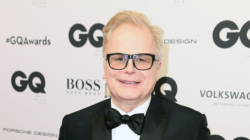 Herbert Grönemeyer bei den GQ Men of the Year Awards in Berlin