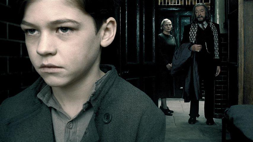 """Hero Fiennes-Tiffin als Tom Riddle """"Harry Potter und der Halbblutprinz"""""""