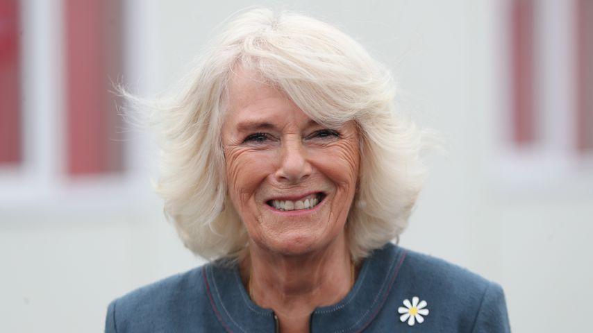 Herzogin Camilla im September 2020