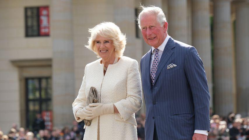 Herzogin Camilla und Prinz Charles 2019 in Berlin
