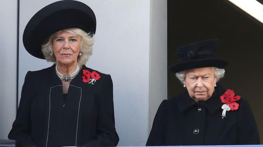 Lustige Verwechslung: Camilla wurde für die Queen gehalten!