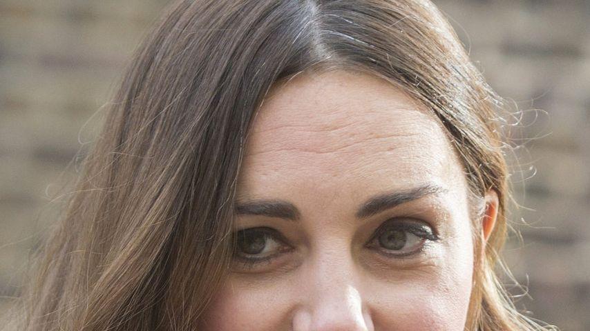 Oje! Herzogin Kate wachsen erste graue Haare   Promiflash.de