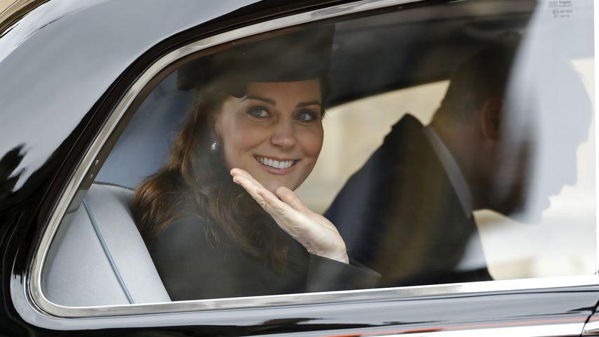 Wegen Nachwuchs: Verpasst Herzogin Kate etwa Harrys Heirat?