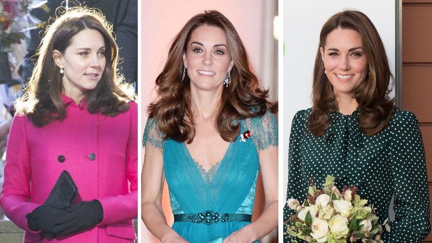 Die besten Fashion-Momente von Herzogin Kate im Jahr 2018!