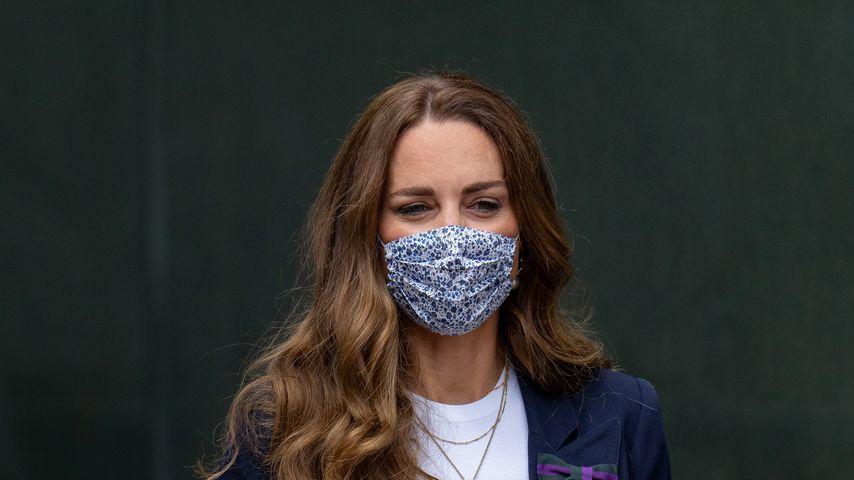 Wow-Auftritt: Herzogin Kate verzaubert Fans in Wimbledon