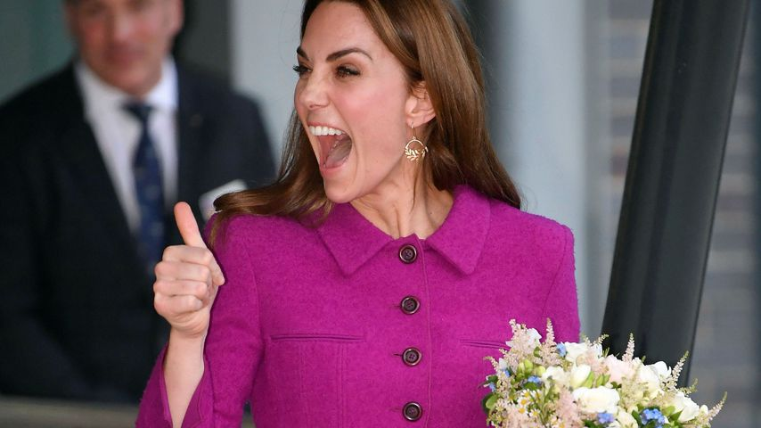 Rivalin weg! Wie sehr profitiert Herzogin Kate vom Megxit?