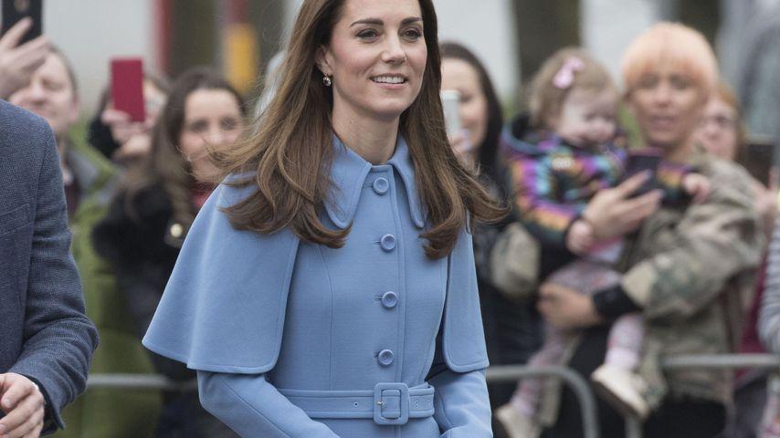 Herzogin Kate in Nordirland im Februar 2019