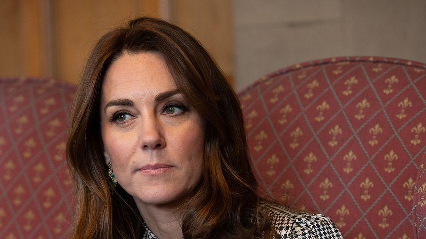 Kein Designer-Teil: Herzogin Kate trug ein Kleid für 18 Euro