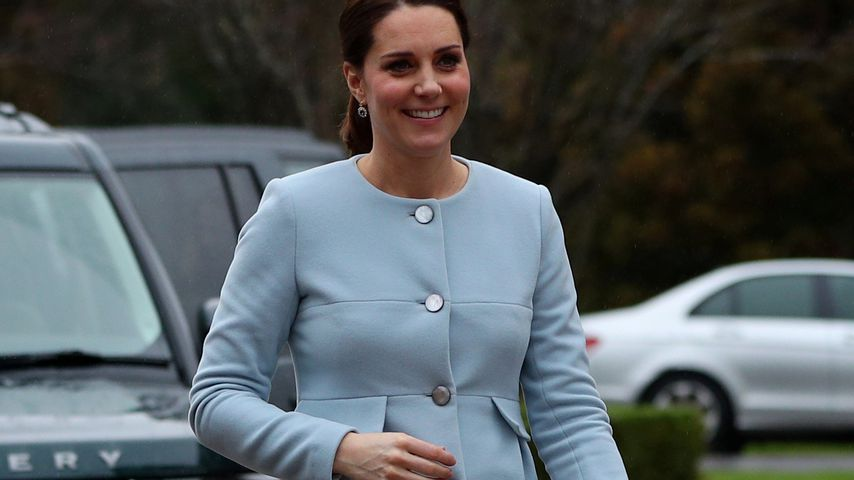 Herzogin Kate im Januar 2018