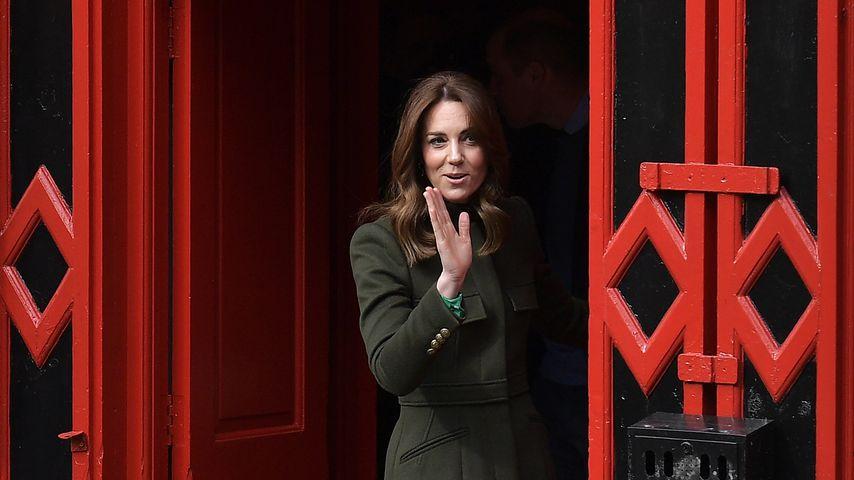 Herzogin Kate in Irland