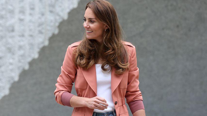 Herzogin Kate in London, Juni 2021