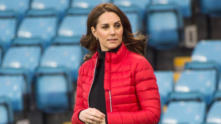 Herzogin Kate bei einem Besuch in Birmingham 2017