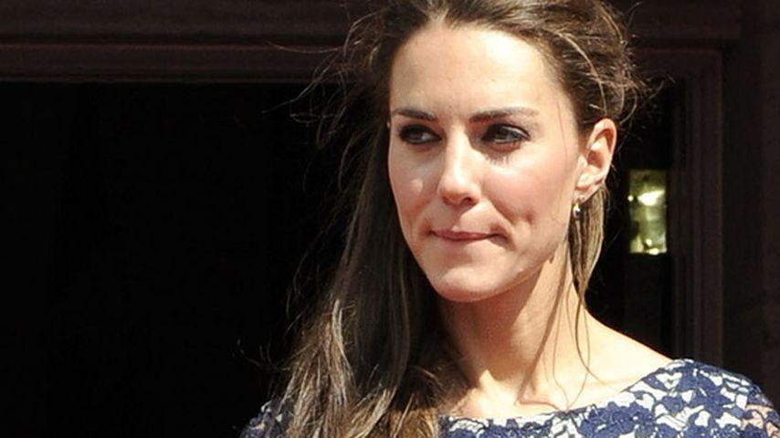 Herzogin Kate: Sie zieht mit dem Baby nach Hause