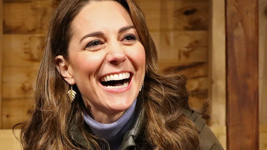 Im Podcast mit Herzogin Kate: Eine Mama wie jede andere