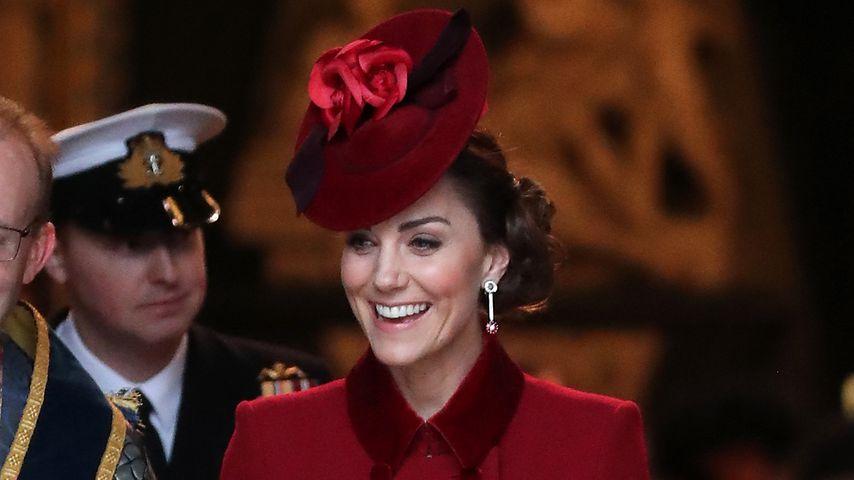 Herzogin Kates Kleider 2020: Kosten von über 100.000 Euro!