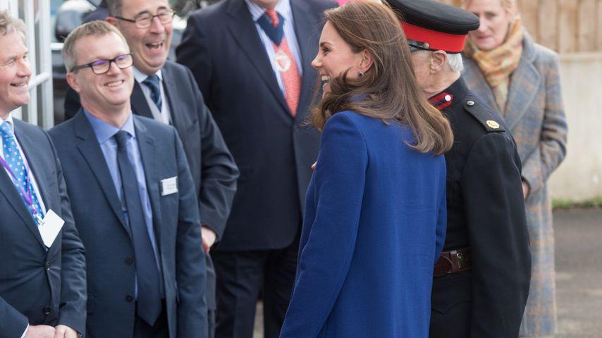 Herzogin Kate beim öffentlichen Auftritt in Essex, 2018