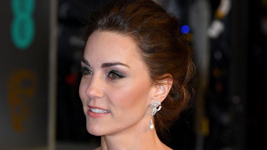 Wie ein schöner Schwan: Herzogin Kate verzaubert BAFTAs!