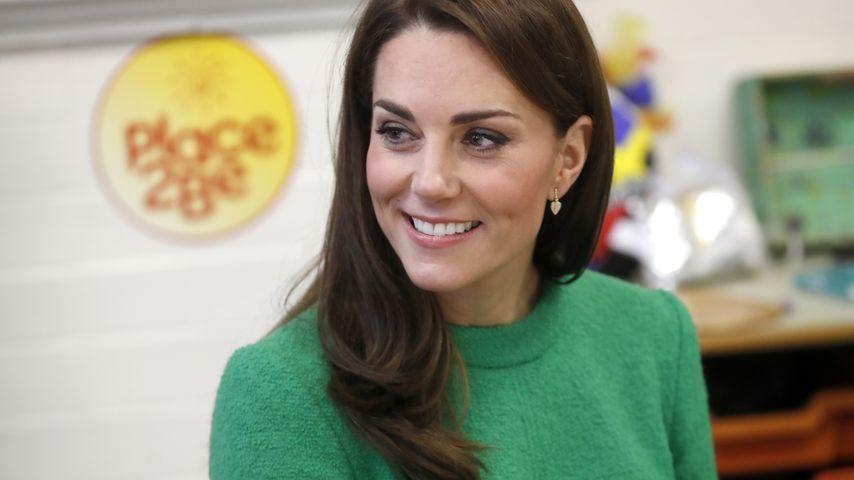 Herzogin Kate im Februar 2019