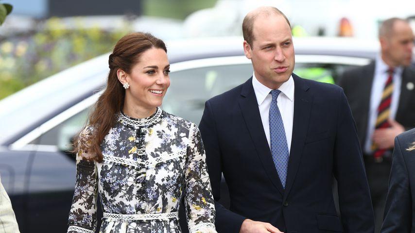 """""""Schreckliche Last"""": Trennten sich Kate & William deshalb?"""