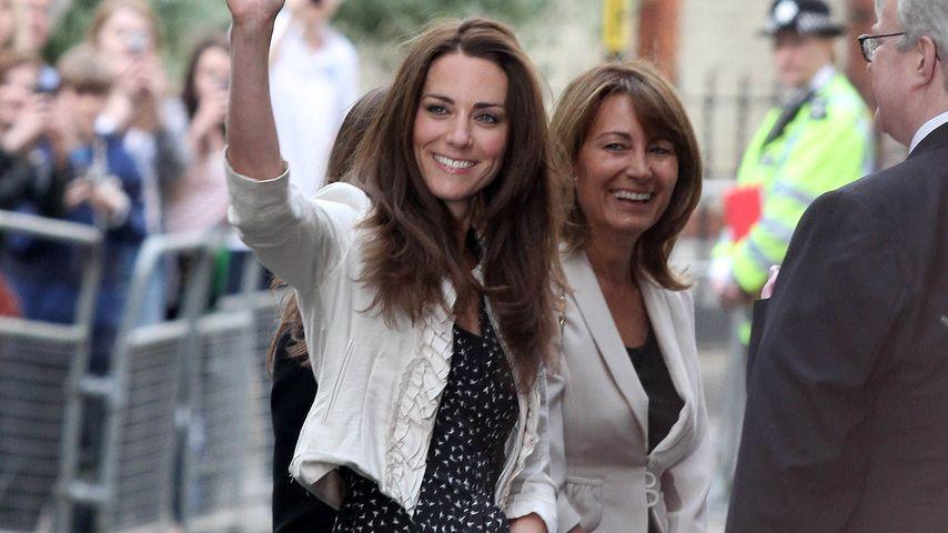 Herzogin Kates Mama Carole: Übernimmt sie jetzt die Führung?