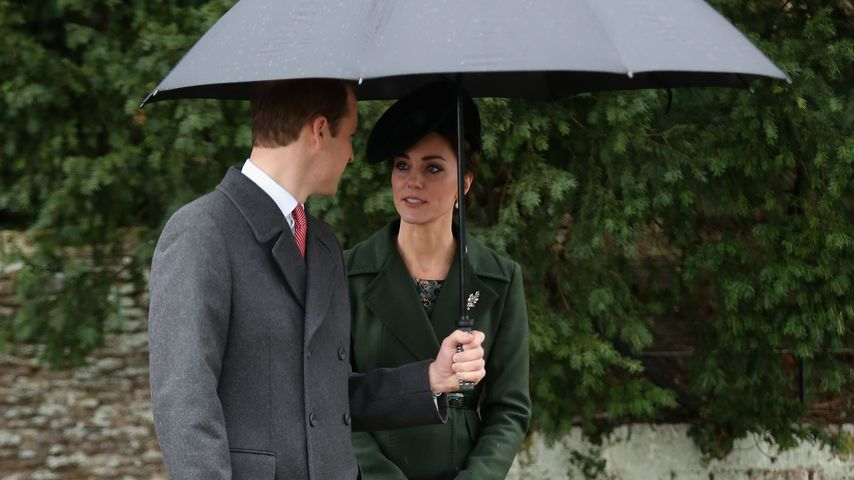 Prinz William & Herzogin Kate: Gedenk-Konzert mit der Queen