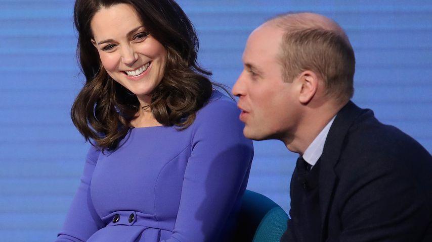 Baby-Power-Team: Diese Leute begleiten Kate während Geburt