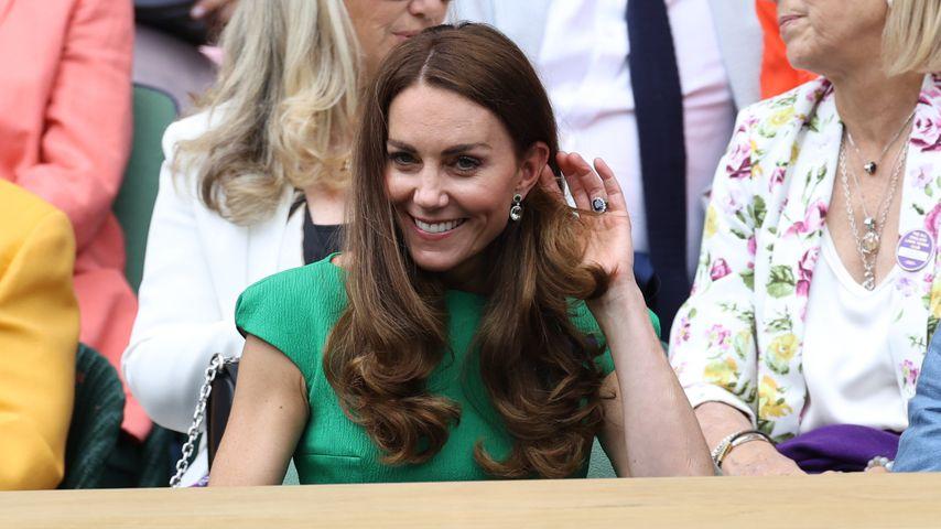 Herzogin Kate in Wimbledon
