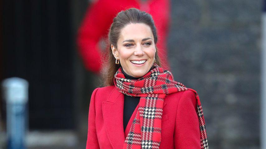 Geduldig: Das ist Herzogin Kates Shopping-Angewohnheit!