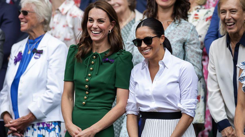 Prinz Harry und Herzogin Meghan wieder in London