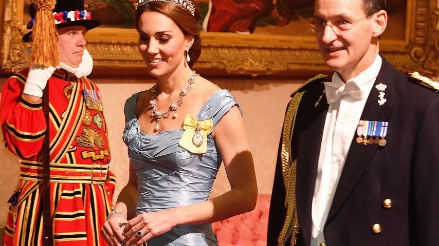 Ungewöhnliches Dress: Ist das Kates größter Fashion-Fail?
