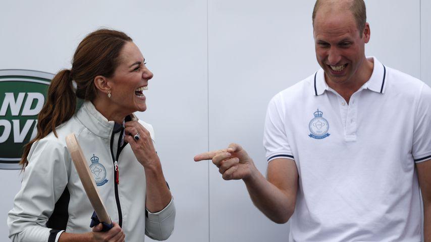 Segel-Regatta: Hier treten William und Kate gegeneinander an