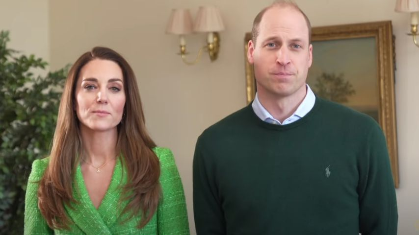 Herzogin Kate und Prinz William im März 2021