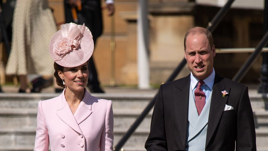 Herzogin Kate und Prinz William am 21. Mai 2019