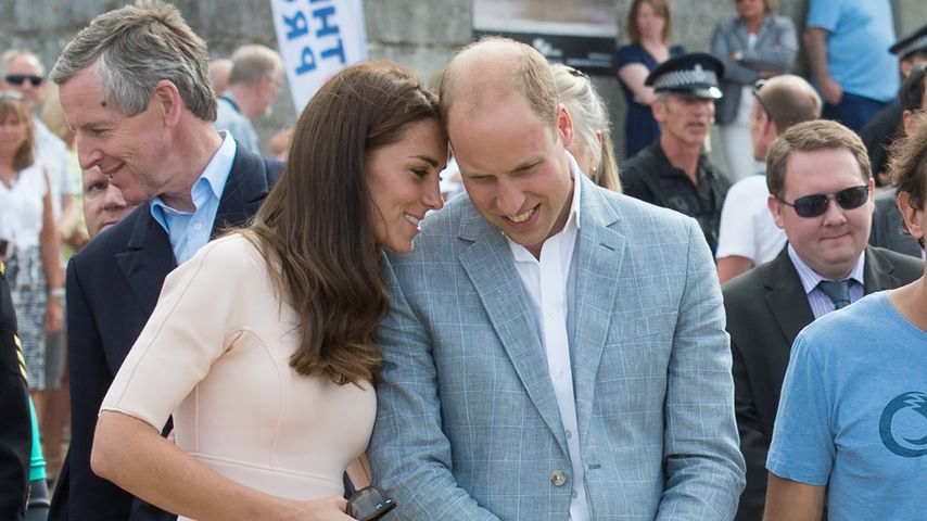Royales Umstyling: Kate will neuen Look für Prinz William!