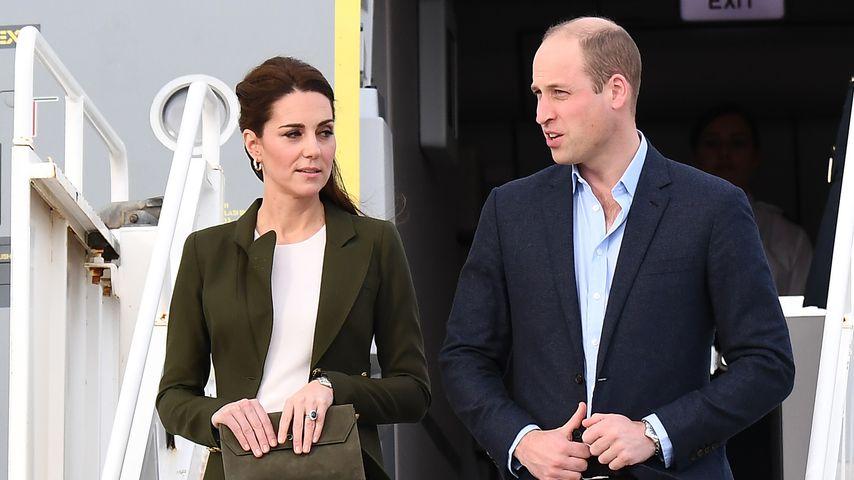 Herzogin Kate und Prinz William in Zypern, Dezember 2018