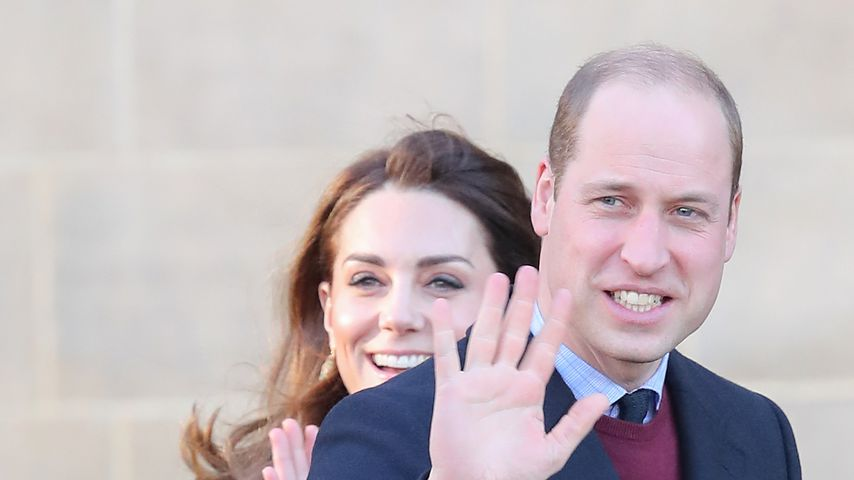 Herzogin Kate und Prinz William im Januar 2020