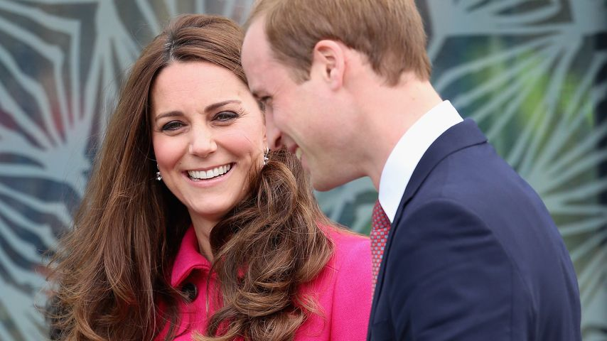 Prinz William & Kate: Das royale Baby ist da!